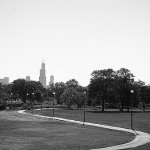 Humbolt Park - The Sears Tower