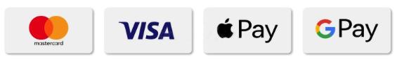 Visa Mastercard Apple and Google Pay