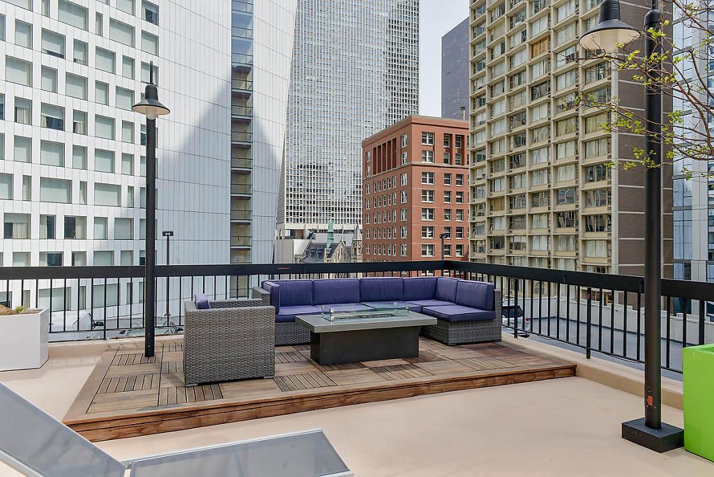 Architecture - Roof Deck photo by Chris Ocken