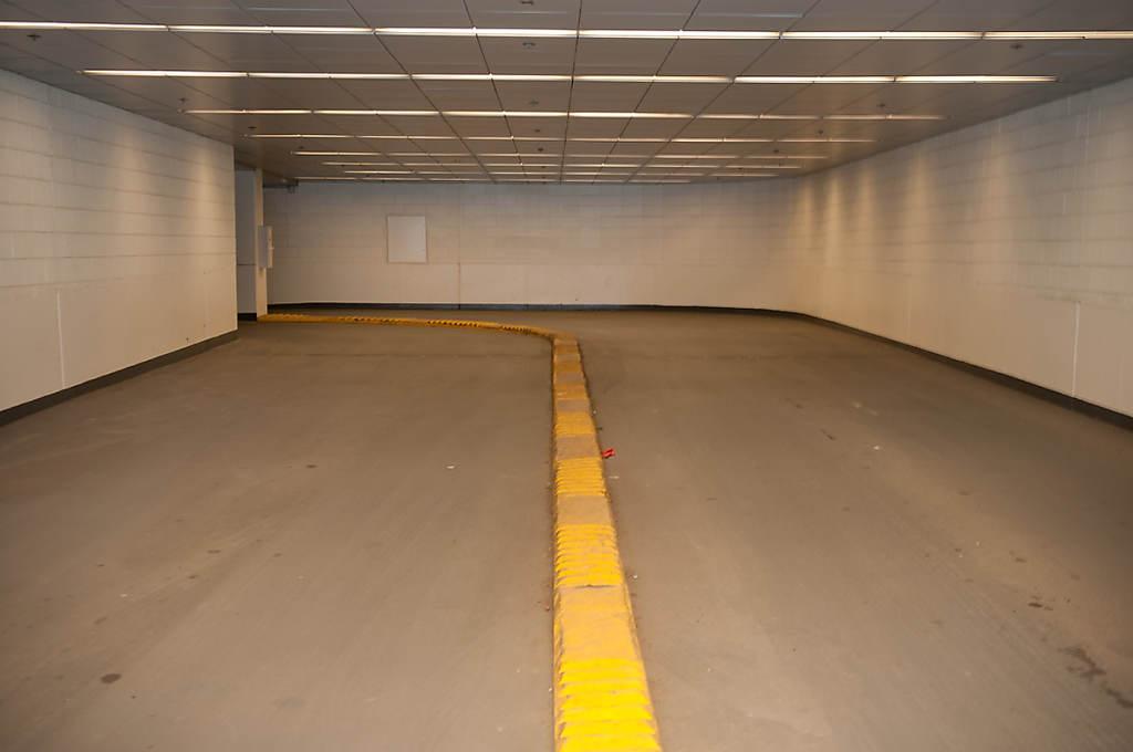 Chicago Impressions - Parking Garage Entrance photo by Chris Ocken