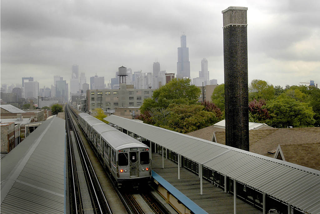 Chicago Impressions Greenline photo by Chris Ocken