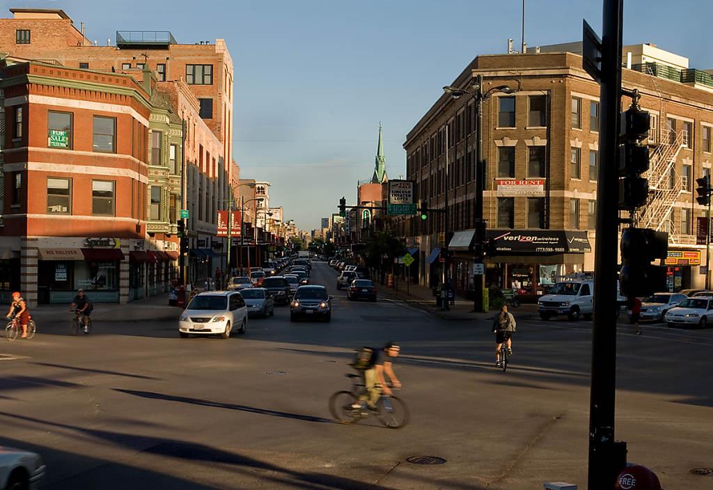 Chicago Impressions Biker Belmont photo Ocken