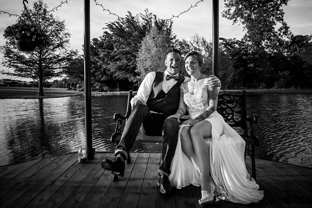 Wedding Photo by Chris Ocken