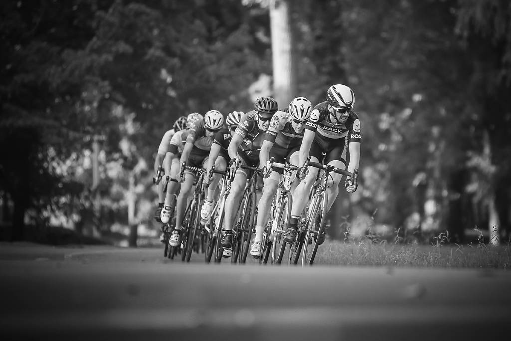 Cycling Photo by Bob Black-Ocken