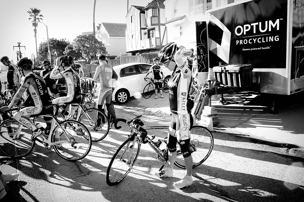 Cycling Photo by Bob Black-Ocken