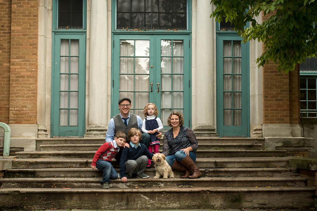 Family Photo by Chris Ocken