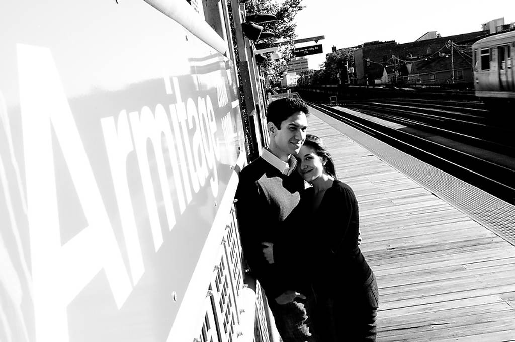 Engagement Photo by Chris Ocken